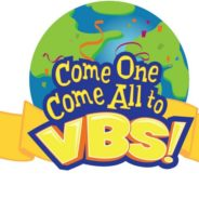 Come One Come All to Vacation Bible School